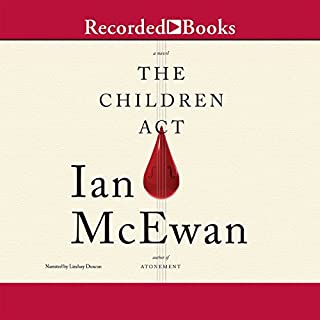 The Children Act audiobook cover art