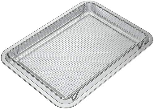 only fire Stainless Steel Baking Sheet with Rack Roasting Pans for Smokers and Pellet Grills product image