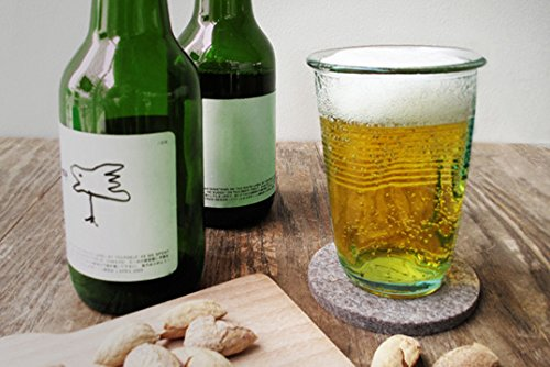 Crushed Glass (クラッシュド・グラス) / クシャっと潰れたグラス