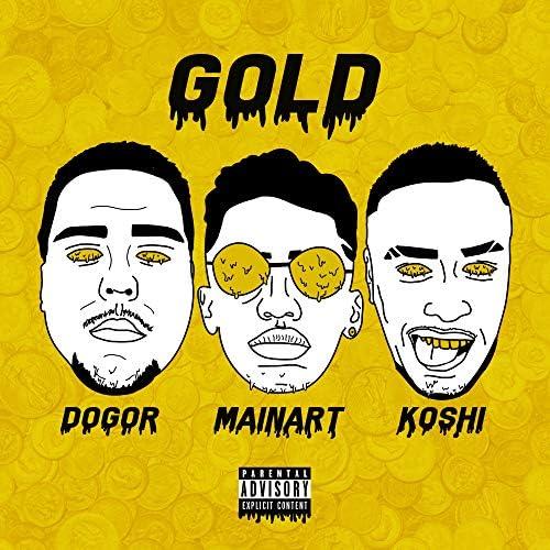 koshi, Dogor, Mainart & Juce Rock