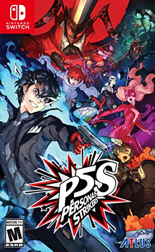 Persona 5 Strikers for Switch is on sale for $34.88.    Amazon:  GameStop:…
