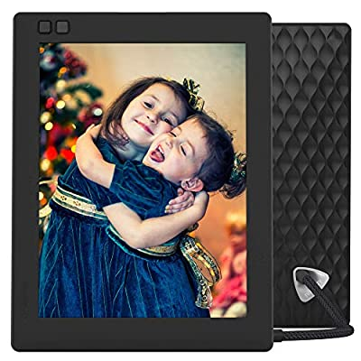 Nixplay Seed 8 Inch WiFi Digital Picture Frame - Share Moments Instantly via App or E-Mail