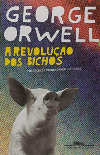Imagem representativa de A revolução dos bichos: Um conto de fadas