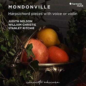 Mondonville: Pièces de clavecin, Op. 5