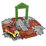Mattel DGK94 - Thomas Take'n Play Il Molo Pista Trasportabile