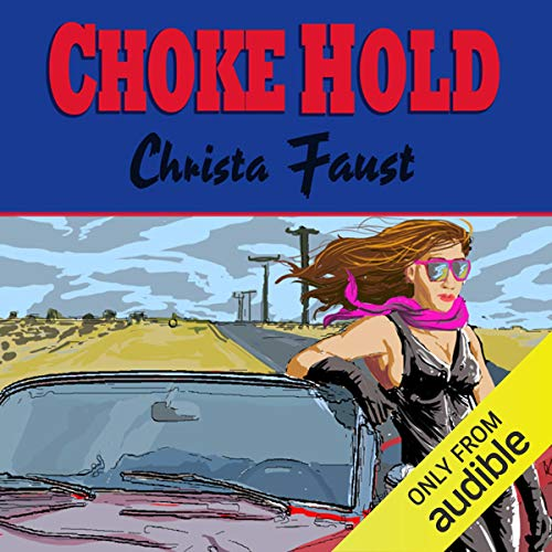 Choke Hold audiobook cover art