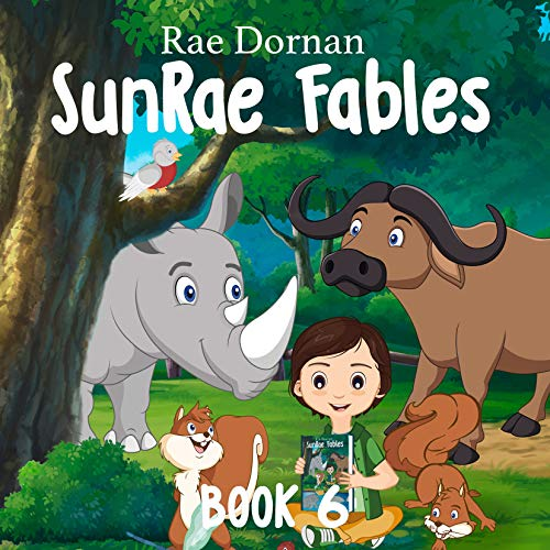 SunRae Fables, Book 6 audiobook cover art