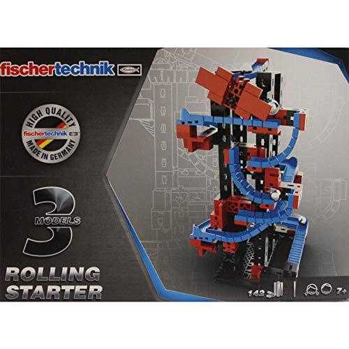 Fischertechnik 542132 - Rolling Starter - 142 Teil