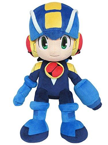 Sanei Megaman Battle Network Rockman (M) de peluche 38 cm de altura