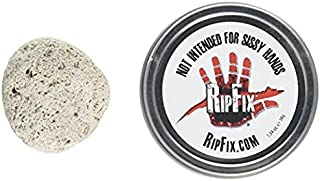 RipFix by Winnies - Hand Care Kit - Hand Repair Cream & Callus Treatment for Cracked or Ripped Hands - 1.34 oz Tin with Pumice Stone