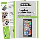 dipos I 2X Schutzfolie matt kompatibel mit Nokia Lumia 930 Folie Bildschirmschutzfolie