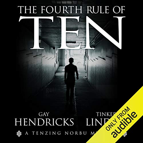 The Fourth Rule of Ten audiobook cover art