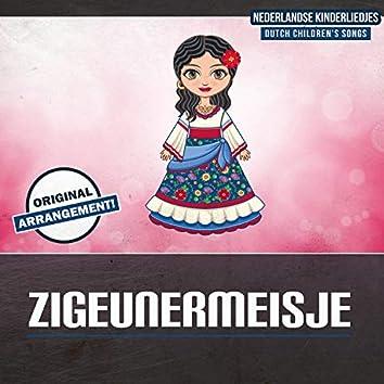 Zigeunermeisje (Pianoversie)