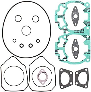 New Winderosa Full Top Gasket Set for Ski-Doo 500 SS GTX Sport 2005 2006 2007 2008 2009, Summit 600 Carb 2016 2017 2018, Skandic/WT/SUV 600 2003 2004 2005 2006 2007, Summit 600 2000 2001 2002