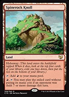 Magic: the Gathering - Spinerock Knoll (309/342) - Commander 2015