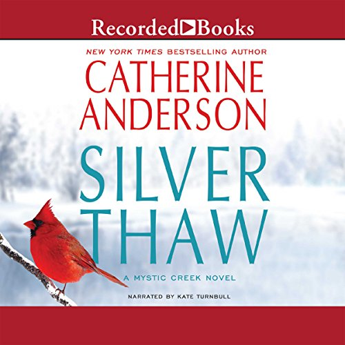 Silver Thaw audiobook cover art