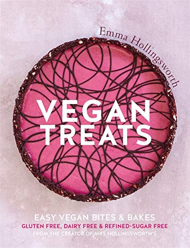 Vegan Treats: Easy vegan bites & bakes