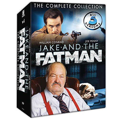 Jake And The Fatman The Complete Collection // All 5 Seasons