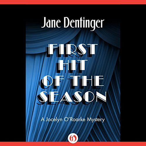 First Hit of the Season audiobook cover art