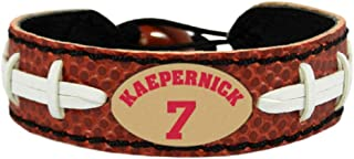 GameWear NFL San Francisco 49ers Classic Jersey Colin Kaepernick DesignFootball, Team Colors, One Size