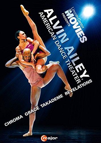 Alvin Ailey: American Dance (New York CIty, 2015) [DVD]