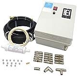 M&M's M S & 581502-Kit nebulizzazione, Alta Pressione, con Pompa, da 12 stampini