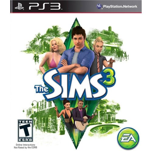 The Sims 3  Playstation 3