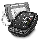 HYLOGY Upper Arm Blood Pressure Mointor, Digital Automatic Blood Pressure Mointor, Large T...