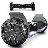 MARKBOARD Skateboard elettrici-6,5 Pollici SUV off-Road Scooter Elettrico e di Equilibrio...