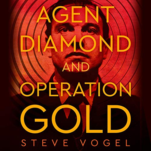Couverture de Agent Diamond and Operation Gold