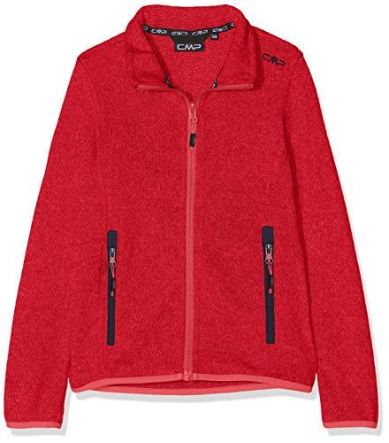 CMP Sweatshirt Fonction Shirt Sport Shirt Blanc Softech Stretch Half-Zip