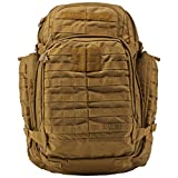 5.11 Tactical Rush 72 Backpack 58602 - Mochila Rush,  Adulto, Flat Dark Earth, Talla única