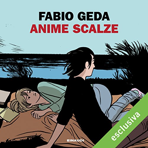 Anime Scalze audiobook cover art
