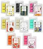 LASENTEUR Wax Melts, Wax Cubes, Wax Melts Wax Cubes, Scented Wax...