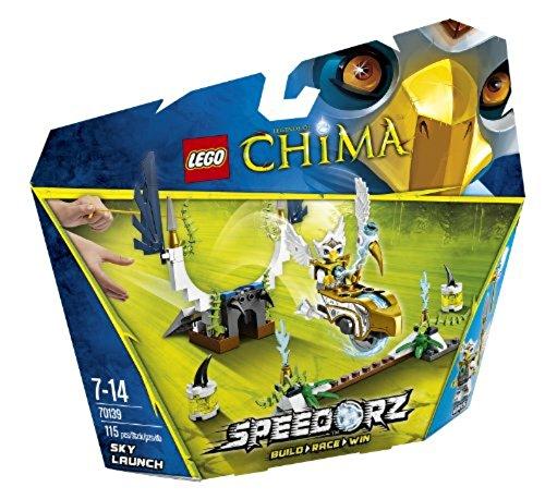 LEGO Legends of Chima 70139 - Wolkensprung