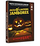 AtmosFX Jack-O'-Lantern Jamboree Digital Decorations DVD for Halloween Holiday Projection Decorating