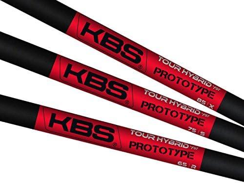 NEW KBS Tour Hybrid Prototype 85 Ranking TOP12 .37 Shaft Flex Graphite Direct store + Stiff