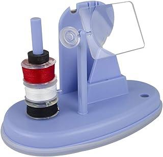 YuamMei 1pc Macchina per Cucire Domestica Automatico ago inseritore Filettatura Strumento di Threading Bianco