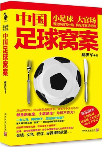 CHINESE FOOTBALL CASE (Chinese Edition)