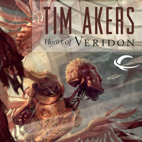 Heart of Veridon audiobook cover art