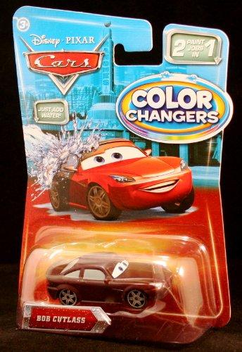 Cars Color Changers Fahrzeuge sortiert