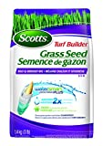 Scotts Turf Builder Coated Grass Seed Heat and Drought Mix, 1.4kg-packaging may vary