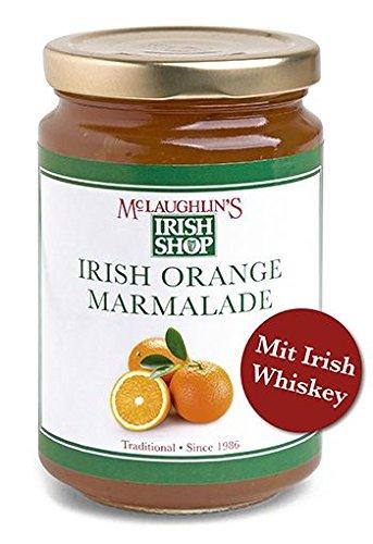 McLaughlin's Irish Shop Orangenmarmelade mit Whiskey