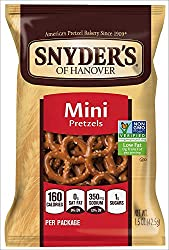 DELICIOUS CRUNCH - Regardless of flavour and pretzel snack, Snyder's pretzel crisps will always deliver that delicious crunch in every lovely bite. GREAT ON THE GO SNACK - Here's the perfect snack to bring on a school field trip or for that quick off...