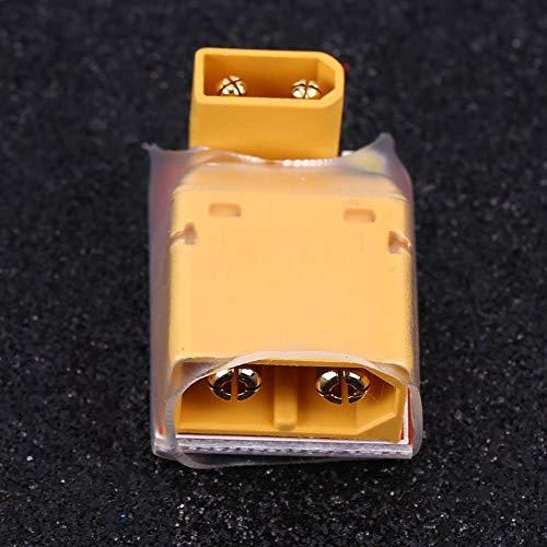 Dilwe LiPo-Batterie 0V-Killer-Batterieentlader XT60 XT30-Steckverbinder RC-Teil-Zubehör
