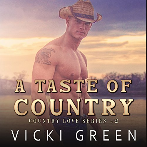 A Taste of Country audiobook cover art