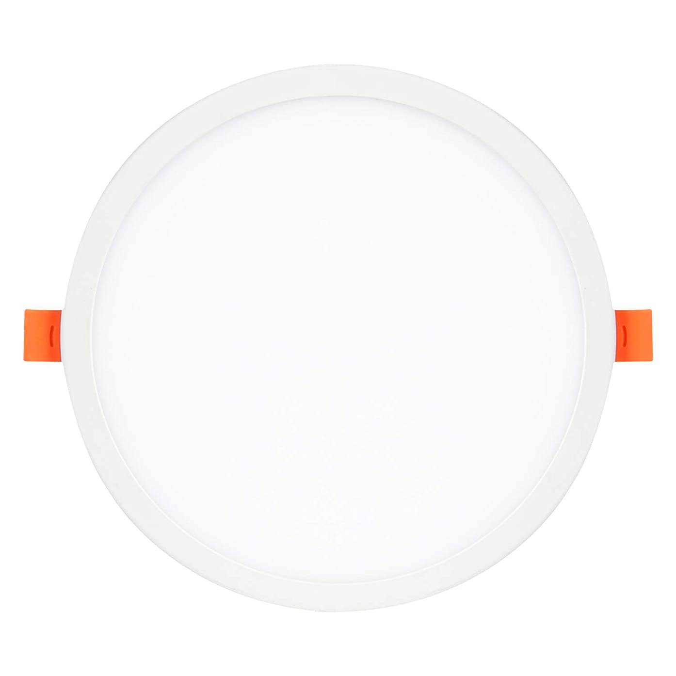 6 Inch LED Downlight, 15W Adjustable Cut Hole Diameter 2