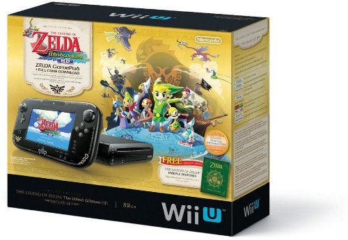 The Legend of Zelda™: The Wind Waker (HD Deluxe Set) for Nintendo Wii U
