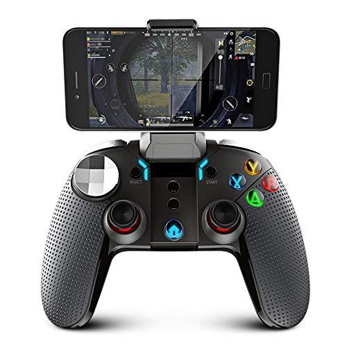 DZSF Controlador inalámbrico de Juegos Bluetooth Gamepad Gaming Telescopic Joystick para Android Smart Phone Windows PC