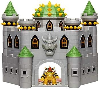 Super Mario Nintendo Bowser's Castle Playset